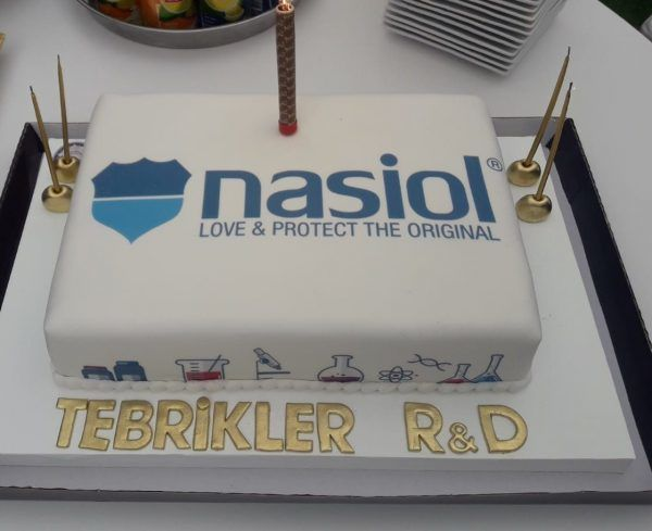 nasiol arge buluşu kutlama