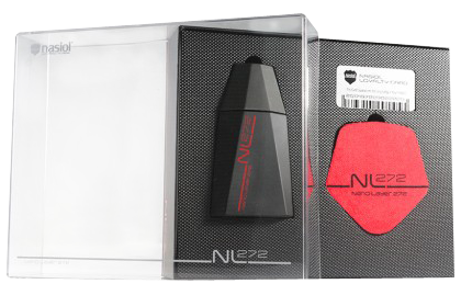 NASIOL NL272 nano layer ceramic coating in the open package