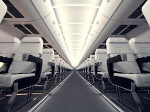 plane seat water repellent