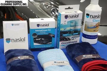 Nasiol Nano Coating Products