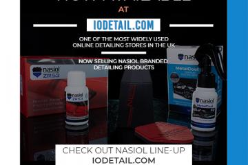 NASIOL AND IODETAIL.COM PARTNERSHIP